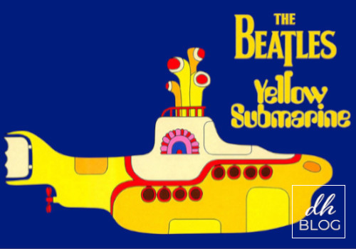 Slovenčina v skladbe The Beatles
